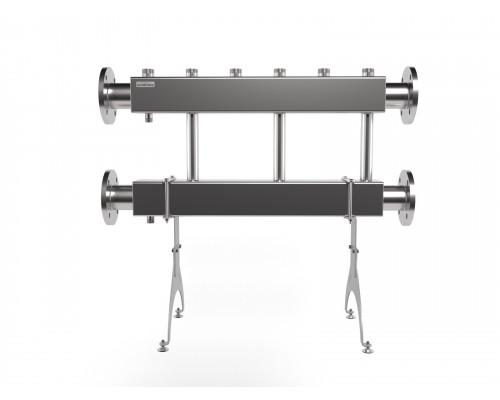 Модульный коллектор MKSS-600-3x32 (фланцевый)